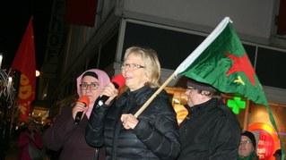 Polizeiübergriff gegen die 695. Gelsenkirchener Montagsdemonstration - diese erstattet Anzeige …