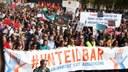 ¡Fortaleced la lucha contra el desarrollo derechista del gobierno! Atención: divisionistas en acción