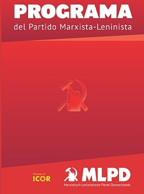programa del partido marxista-leninista
