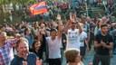 Agir maintenant et augmenter les forces dans la lutte contre le développement vers la droite du gouvernement