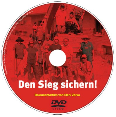 CD Cover Den Sieg sichern!