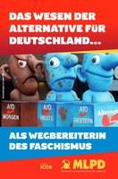 Das Wesen der Alternative für Deutschland ... als Wegbereiterin des Faschismus