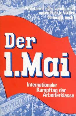 Der 1. Mai (kleines Geschichtsbuch der Arbeiterbewegung)