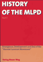 History of the MLPD
