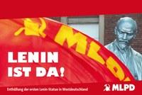 Cover Lenin ist da