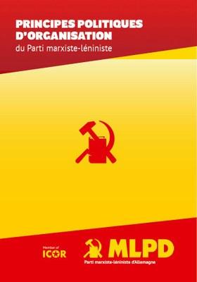 Cover Organisationspolitische Grundsätze in französisch