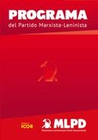 Programa Partido Marxista-Leninista