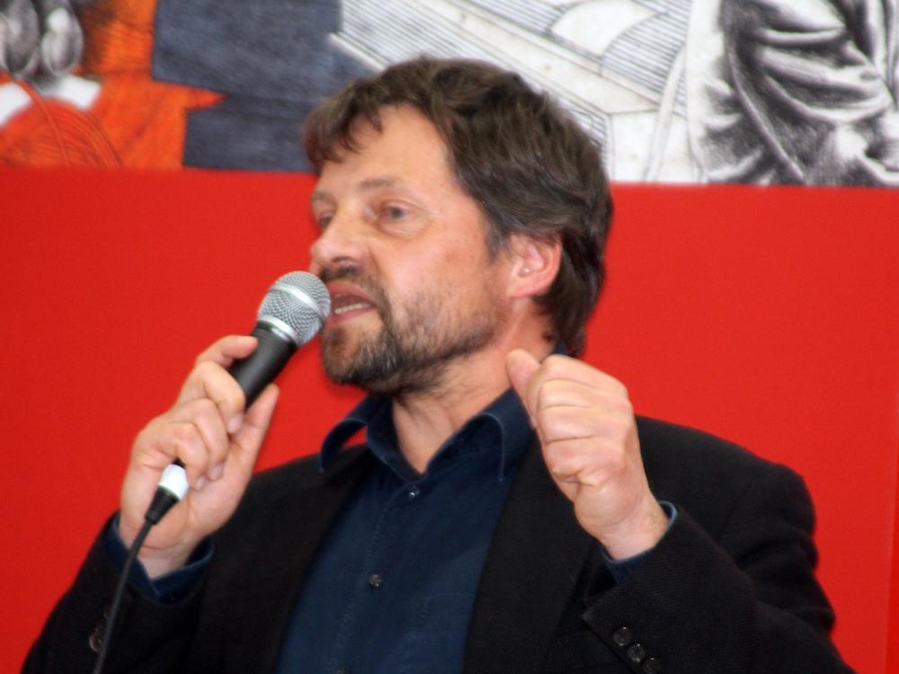 Christian Jooß auf der leipziger Buchmesse 2017