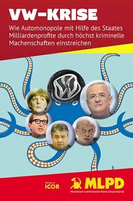 VW-Krise Broschüre