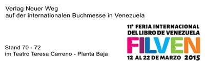 Buchmesse Venezuela 2015