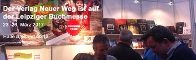 Leipziger Buchmesse 2017