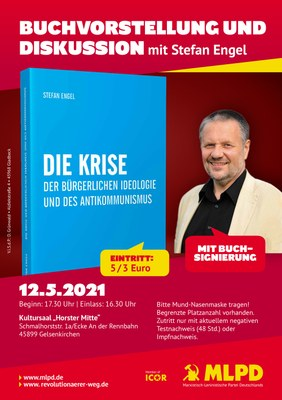 Buchvorstellung und Diskussion mit Stefan Engel