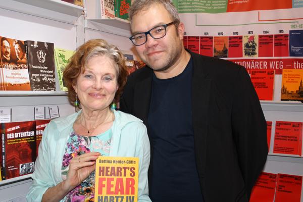 Carsten Zimmer und Bettina Kenter-Goette, Foto Karl W
