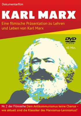 DVD Cover Karl Marx