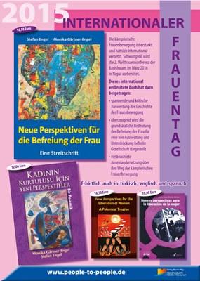 Flyer Frauentag 2015