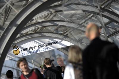 Leipziger Buchmesse 2014