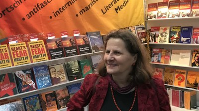 Leipziger Buchmesse Elvira Dürr