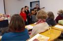 Lesung in Berlin am 11.4.2013, Lied