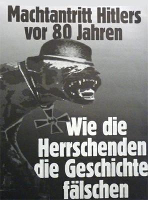 Machtantritt Hitlers vor 80 Jahren