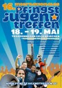 Plakat, Pfingstjugendtreffen 2013