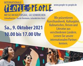 Internationale People to People Messe