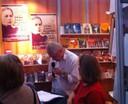 Volker Hoffmann Buchlesung Leipziger Buchmesse 2013